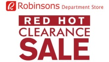 robinsons red hot clearance sale FI
