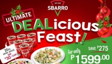 sbrarro dealicious feast FI