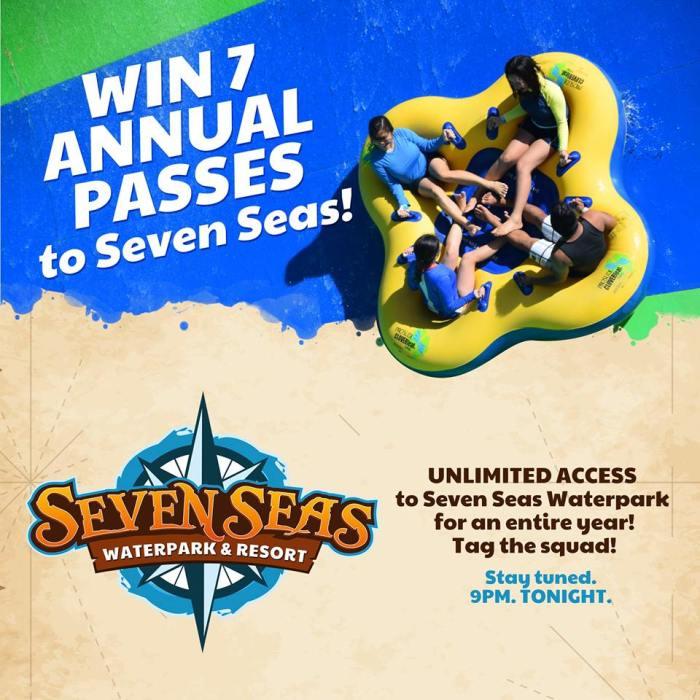 seven seas promo