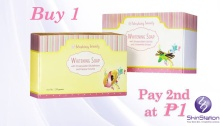 SkinStation Blushing Beauty Whitening Soap P1 Sale FI