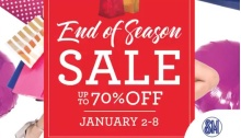 sm supermalls end of season sale FI