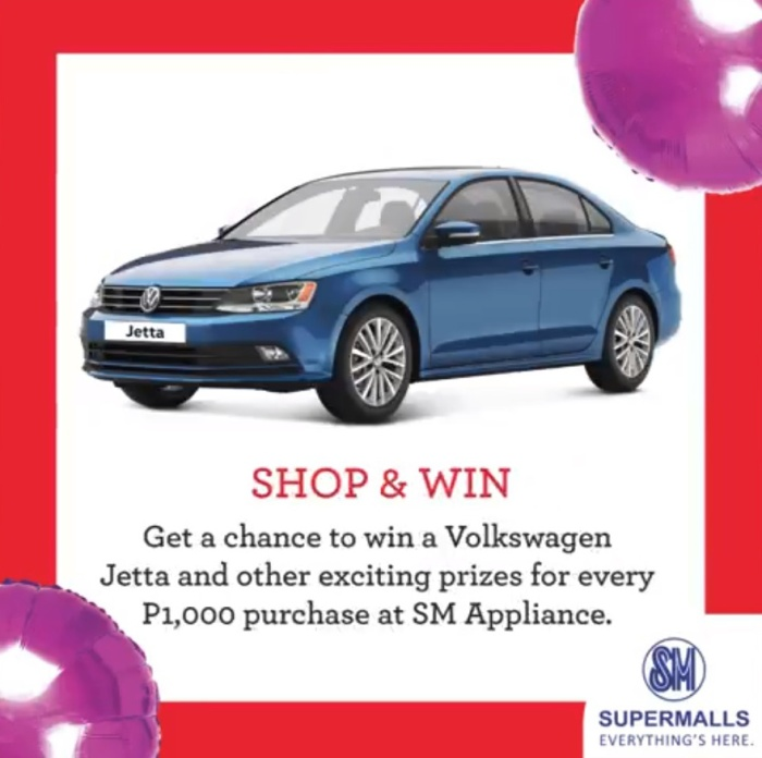 sm supermalls end of season sale shop and win