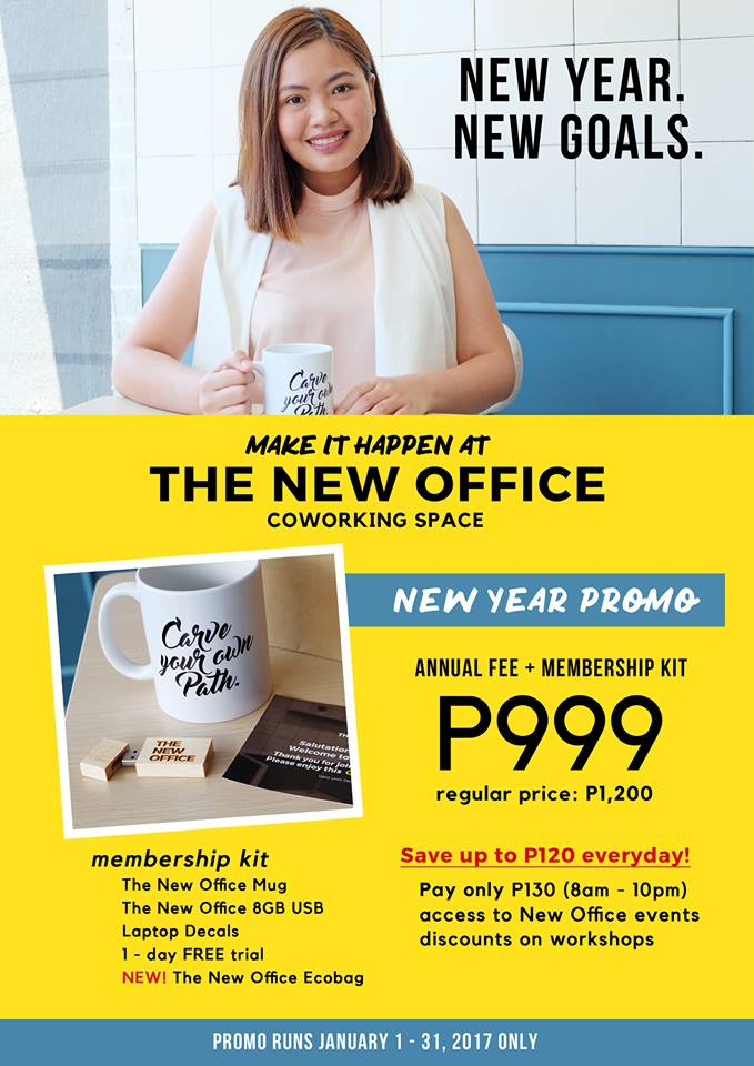 the new office new year promo 2