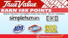 true value 10x points FI