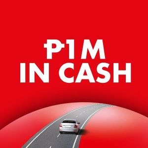 1M cash Choose Your Dream Adventure from Shell