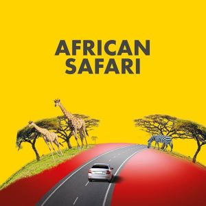 African safari Choose Your Dream Adventure from Shell