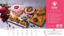 Amor Bakery graduation coupon FI