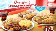 Chowking Valentines Bundle
