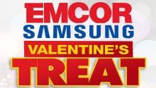 Emcor Samsung Valentines Treat FI