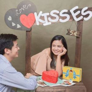 Get a chance to win a Missy Bon Bon Mon Amour Valentines Cake