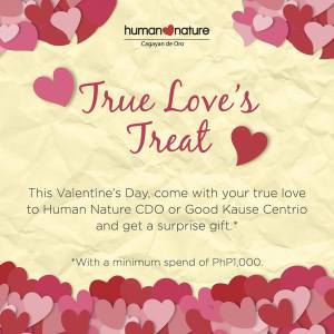 Human Nature True Love's Treat