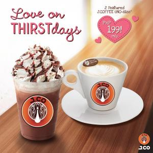 J.CO love on thirstdays