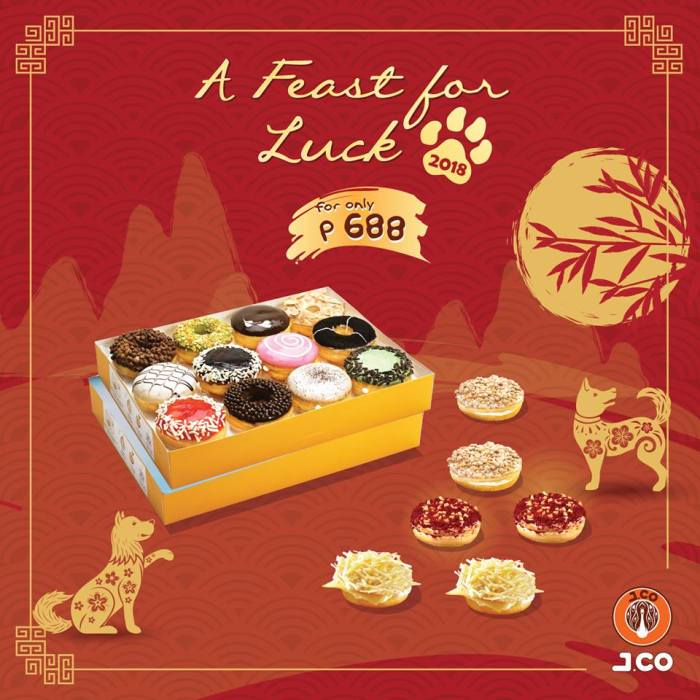 JCo a Feast for Luck