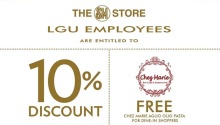 LGU employees SM treat FI