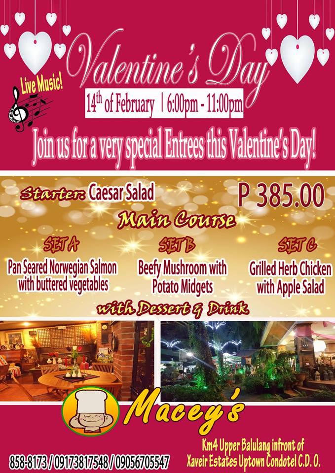 Macey's Valentine's Day