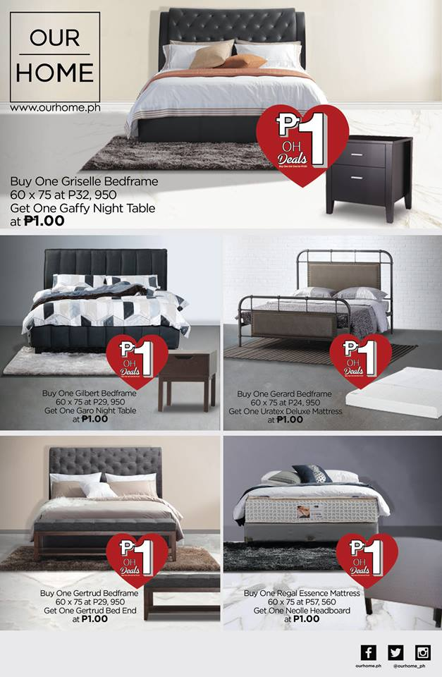 OurHome Valentines Promo