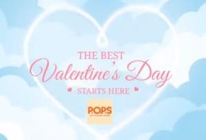 pops valentines day treat