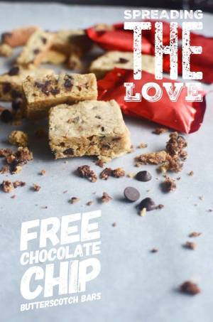 Ribs and Bibs - Free Chocolate Chip for the first 50 couples