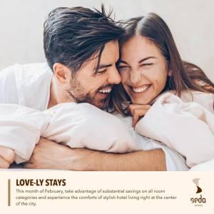 Seda Centrio Love-ly Stays