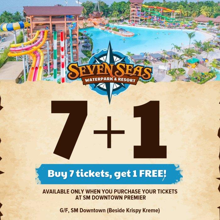 SevenSeas 7plus1