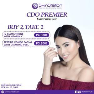 Skinstation Buy 2 Take 2 Great Downtown Sale
