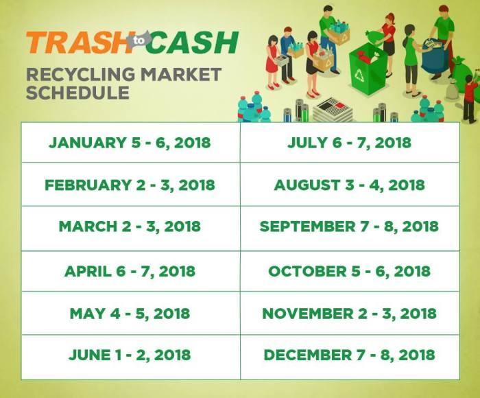 SM Trash to Cash
