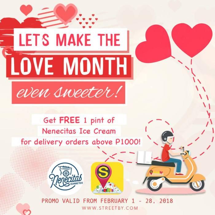 streetby nenecitas love month