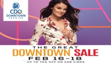 the Great Downtown Sale FI