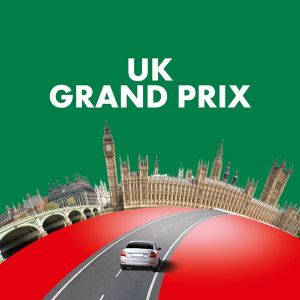 Choose Your Dream Adventure UK Grand Prix