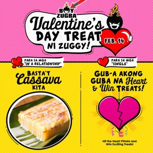 Valentines Day Treat ni Zuggy