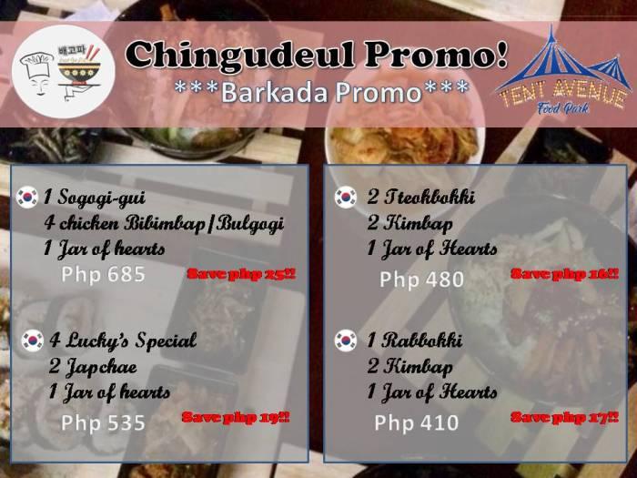 Bae Go Pa Barkada promo detailed