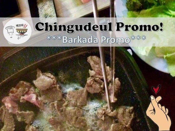 Bae Go Pa Barkada promo