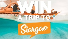 Bean Voyage 2nd Year Anniversary Win a Trip for Two to Siargao Promo FI