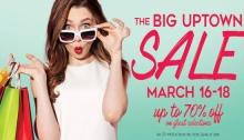 big uptown sale FI