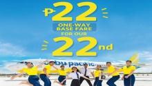 CebuPac 22nd Anniversary FI