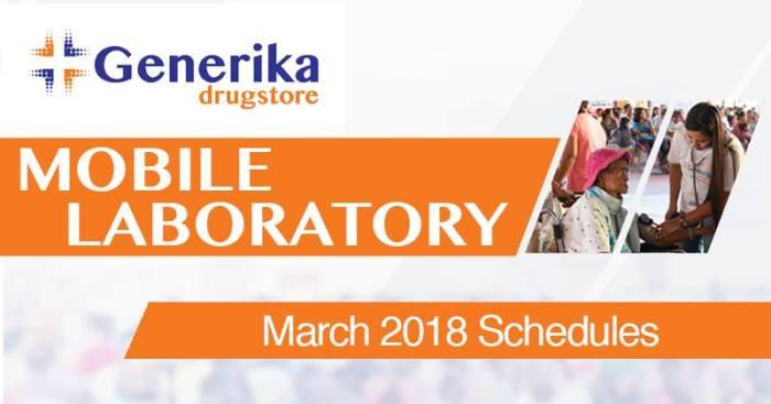generika mobile laboratory