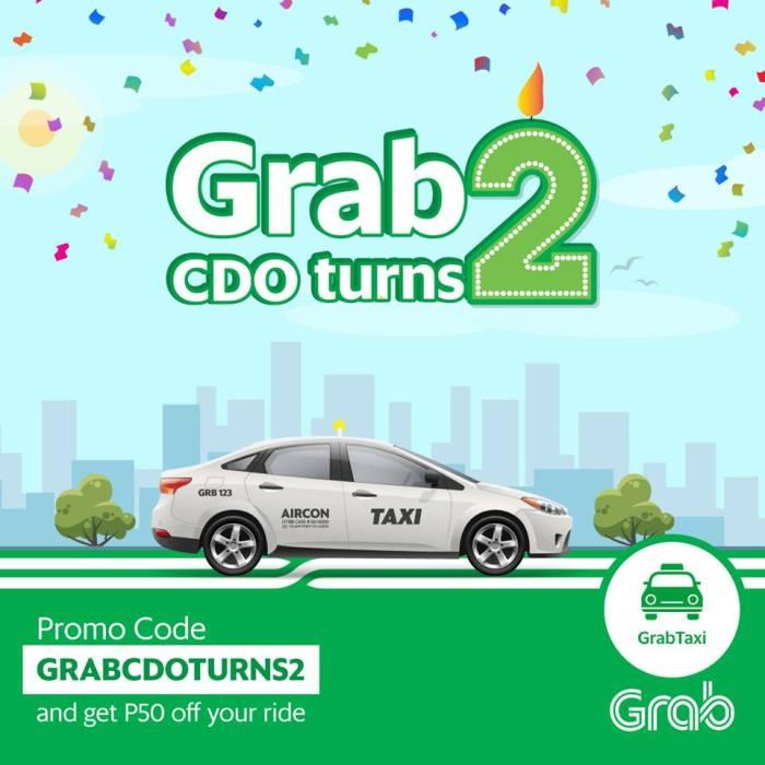 Grab CDO turns 2