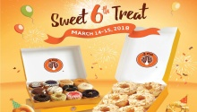 J.CO Sweet 6th Treat FI