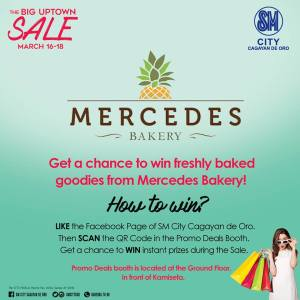 like scan and win mercedes bakery