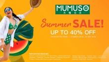mumuso Summer Sale Cover FI
