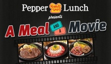 Pepper Lunch A Meal and a Movie FI