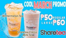 sharetea cool March Promo FI