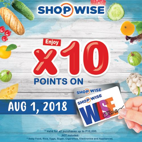 shopwise Aug1 First Wednesday
