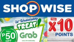 Shopwise first Wednesday treat FI