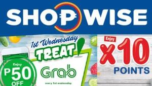 Shopwise first Wednesday treat FI