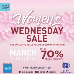 womens wednesday sale City