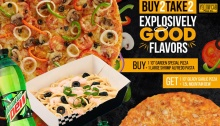 Yellow Cab Buy 2 Take 2 Explosively Good Flavors FI
