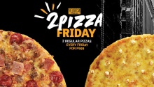 Yellow Cab 2 Pizza Friday