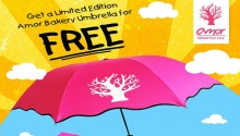 Amor Bakery Free Umbrella FI