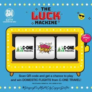 Lucky Machine C-One Travel